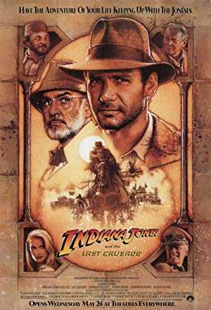 Indiana Jones and the Last Crusade - netflix