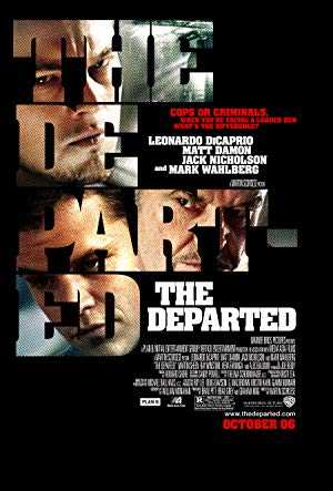 The Departed - netflix