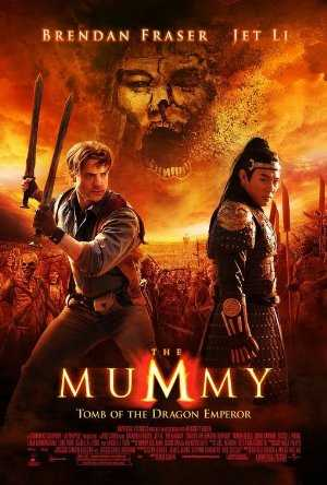 The Mummy: Tomb of the Dragon Emperor - netflix