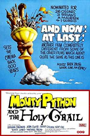 Monty Python and the Holy Grail - netflix