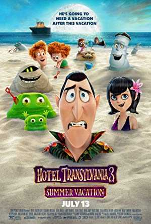 Hotel Transylvania 3: Summer Vacation - netflix
