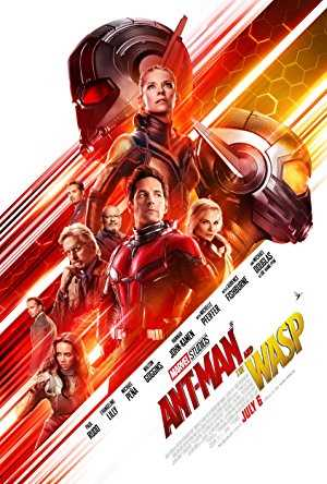 Ant-Man and the Wasp - netflix