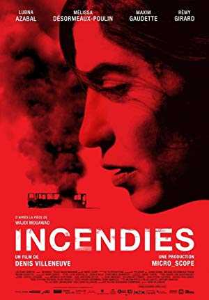 Incendies - netflix