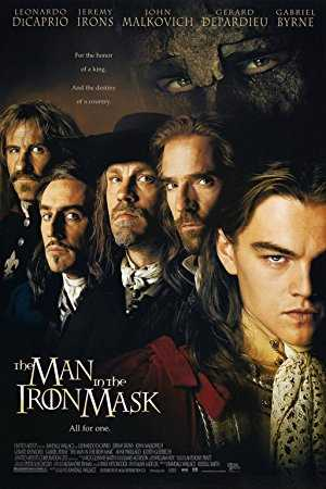 The Man in the Iron Mask - netflix