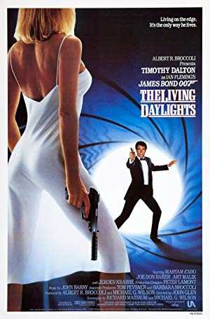 The Living Daylights - netflix