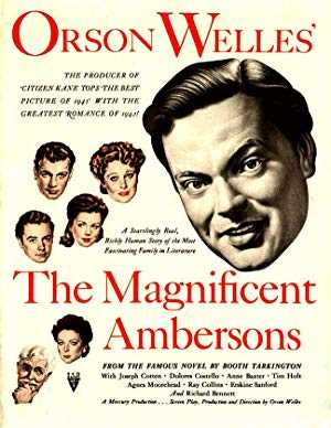 The Magnificent Ambersons - netflix