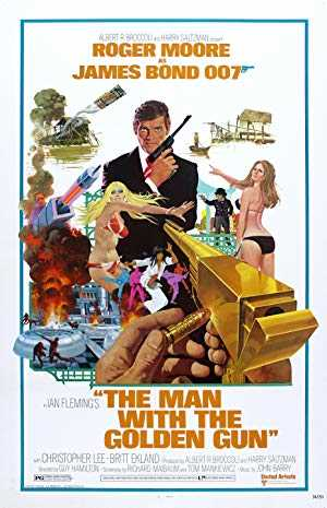 The Man with the Golden Gun - netflix
