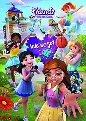 Lego Friends: Girls on a Mission - netflix
