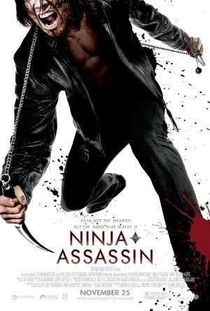 Ninja Assassin - netflix