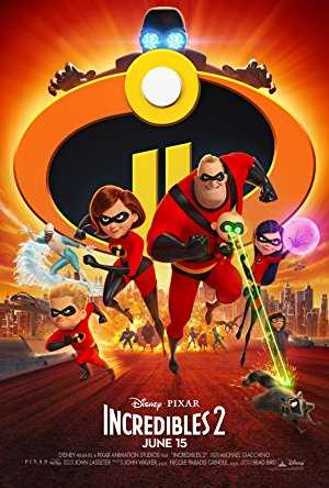 Incredibles 2 - netflix