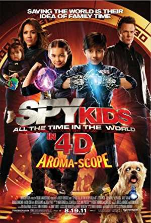 Spy Kids: All the Time in the World - netflix