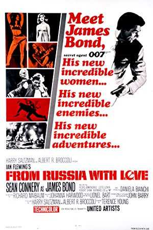From Russia with Love - netflix