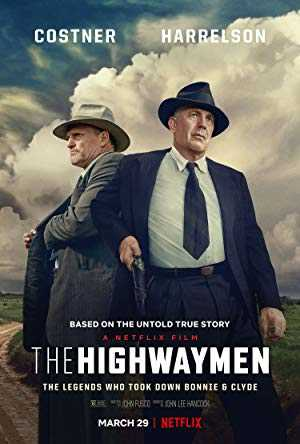 The Highwaymen - netflix