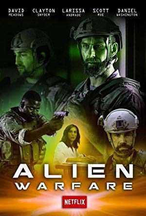 Alien Warfare - netflix