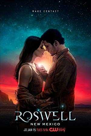 Roswell, New Mexico - netflix