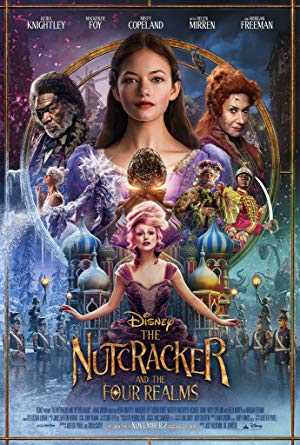 The Nutcracker and the Four Realms - netflix
