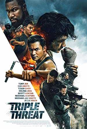 Triple Threat - netflix