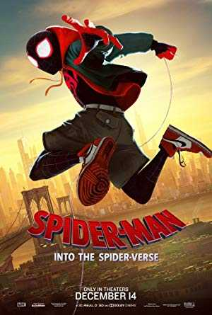 Spider-Man: Into the Spider-Verse - netflix