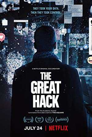 The Great Hack - netflix