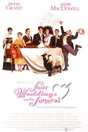 Four Weddings and a Funeral - netflix