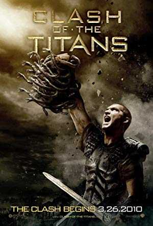 Clash of the Titans - netflix