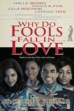 Why Do Fools Fall in Love - netflix