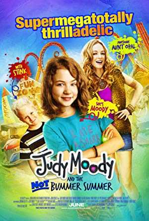 Judy Moody and the Not Bummer Summer - netflix
