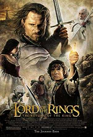 The Lord of the Rings: The Return of the King - netflix