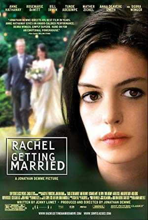 Rachel Getting Married - netflix