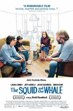 The Squid and the Whale - netflix