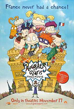 Rugrats in Paris: The Movie - netflix