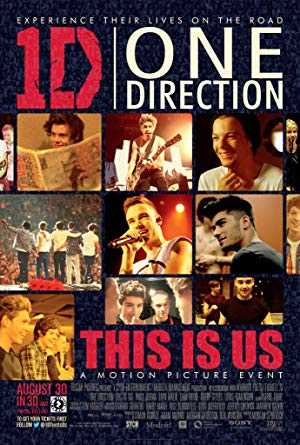 One Direction: This Is Us - netflix