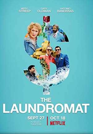 The Laundromat - netflix