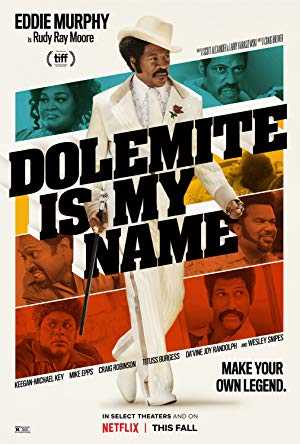 Dolemite Is My Name - Movie