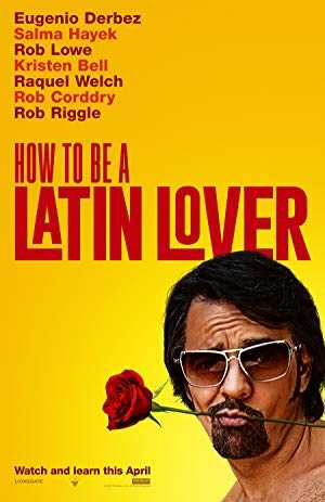 How to Be a Latin Lover - amazon prime