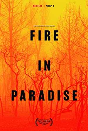 Fire in Paradise - netflix