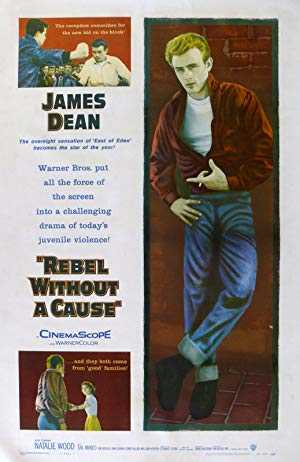 Rebel Without a Cause - netflix