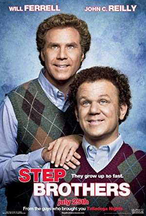 Step Brothers - netflix