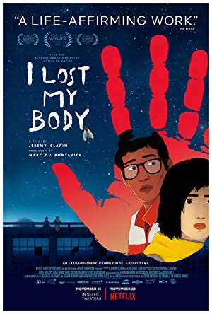 I Lost My Body - netflix