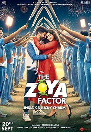The Zoya Factor - netflix