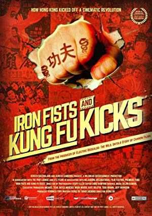 Iron Fists and Kung-Fu Kicks - netflix