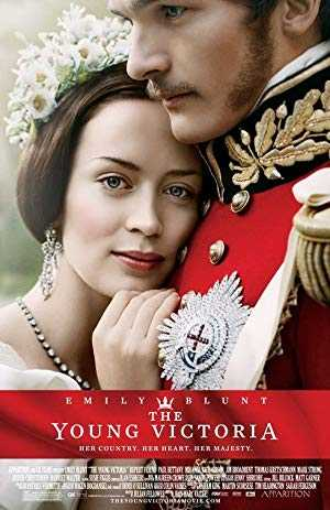The Young Victoria - netflix