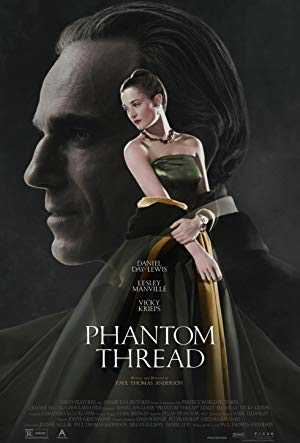 Phantom Thread - netflix
