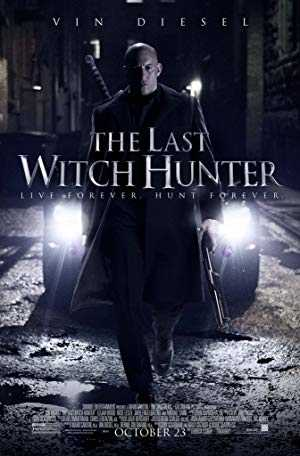 The Last Witch Hunter - netflix
