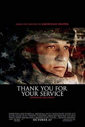 Thank You for Your Service - netflix