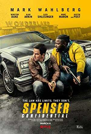 Spenser Confidential - netflix