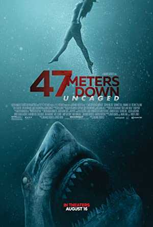 47 Meters Down: Uncaged - netflix