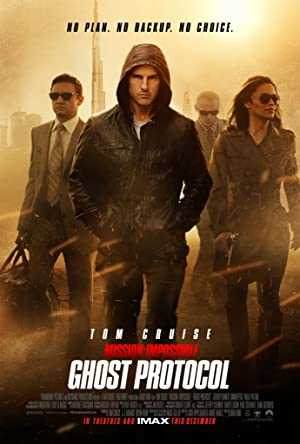 Mission: Impossible - Ghost Protocol - netflix