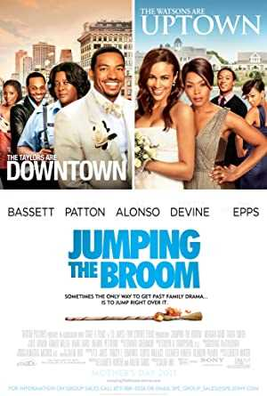 Jumping the Broom - netflix