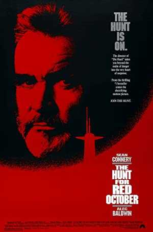 The Hunt for Red October - netflix